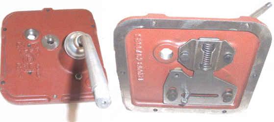 Fiat 500 Tractor Transmission Parts : Transmission parts