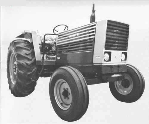 White Tractor Rims : Your fiat built white tractor parts source