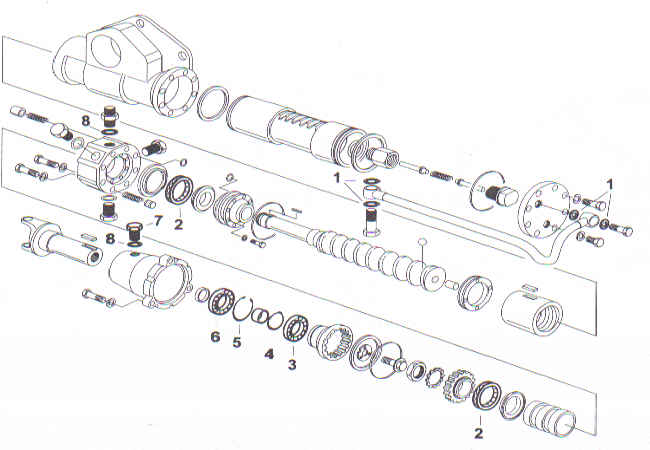 power steering parts for that big long