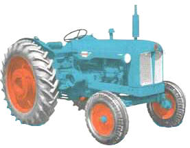 Your Fordson Parts Source! [North America]