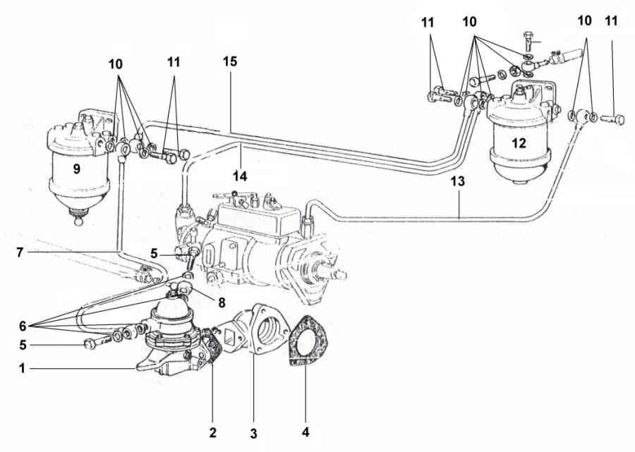 fuelsystem2 fiat long utb 3 cylinder fuel system long 2360 tractor wiring diagram at edmiracle.co