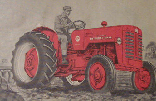 [DIAGRAM_1CA]  International Harvester | Ih 454 Gas Wiring Diagram |  | Import Tractor Parts