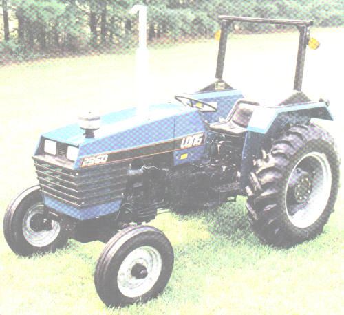 Long Backhoe Parts : Long tractors part iv