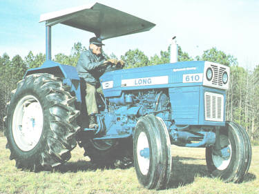 Used Farm Tractors for Sale: Long Tractor Model 1580 (2004-06-18 ...