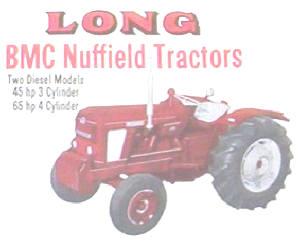 long tractors