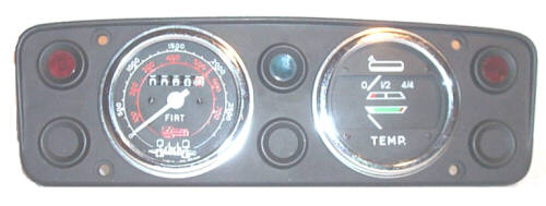 Complete Instrument Panel For